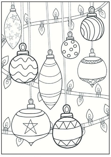 christmas in italy for kids coloring page pinterest baubles and lights arty crafty
