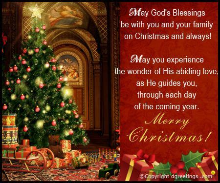 gods blessings      family merry christmas happy holidays season
