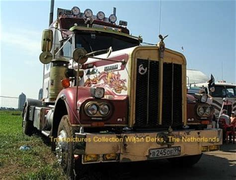 kenworth europe kenworth w900a russia trucks camions us