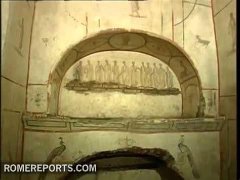 imagenes ocultas vaticano catacumbas arque 243 logos del vaticano revelan pinturas del