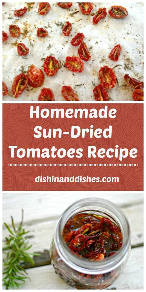 Sun Dried Tomatoes In sun dried tomatoes recipe dishmaps