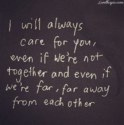 Always Loving by I Will Always Care For You Quotes Quotesgram