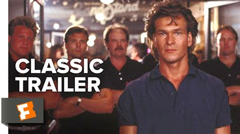 road house trailer road house official trailer 1 patrick swayze movie hd youtube