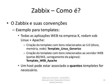 apache templates for zabbix zabbix para iniciantes