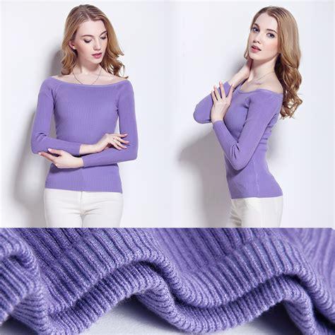 Sweater Model Korea explosion models korean version of the new winter sweater bottoming shirt collar slim