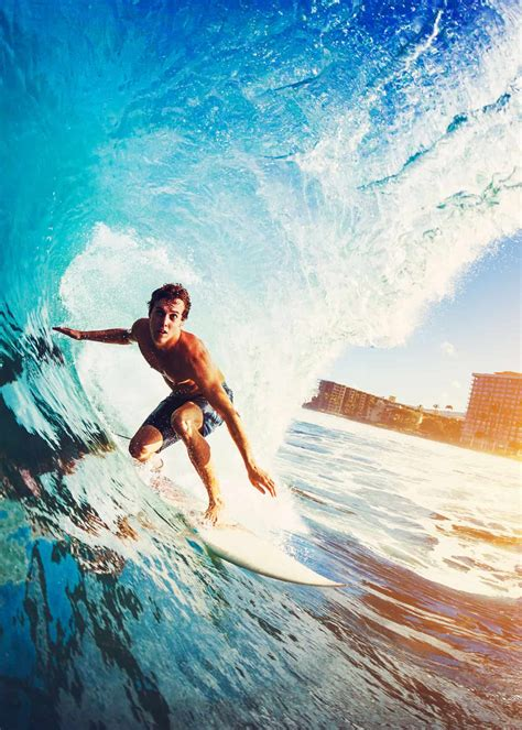 gopro surfing guide  gopro surfing tips  settings mounts composition click