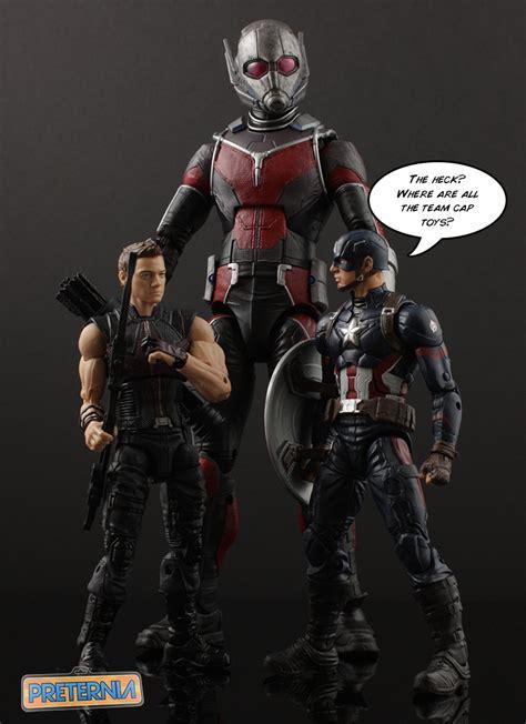 Ironman Invinsible Marvel Legends Baf Okoye marvel legends civil war build a figure review