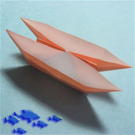 Origami Speed Boat - origami ships pages pictures to pin on tattooskid