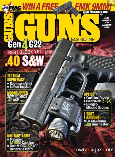 Garden And Gun Playboys Guns Magazine August 2010 187 Pdf Magazines