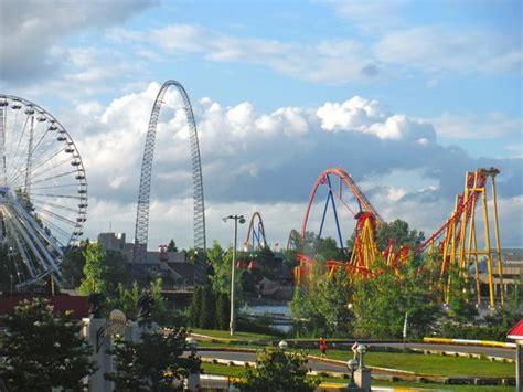 theme park quebec a vista do parque