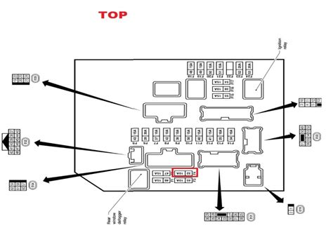2000 nissan frontier ac relay wiring diagram nissan