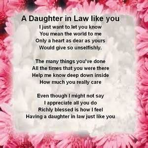 printable daughter quotes printable daughter in law poems bing images sayings