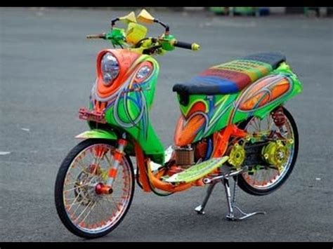 Spare Part Yamaha Mio Fino motor trend modifikasi modifikasi motor yamaha mio fino airbrush terbaru part 2