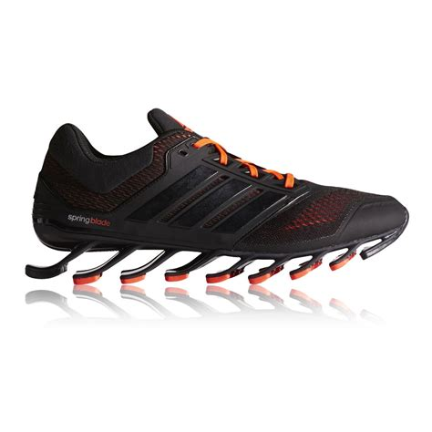 adidas springblade drive mens black breathable cushioned