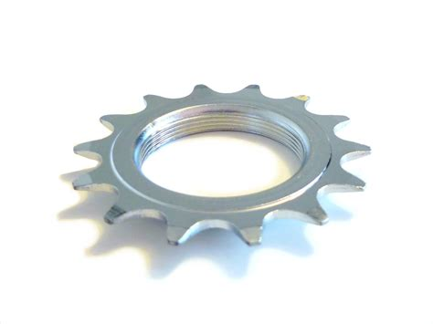 Fixie Teeth 14 tooth fixie piste track sprocket for bike bicycle 3 32