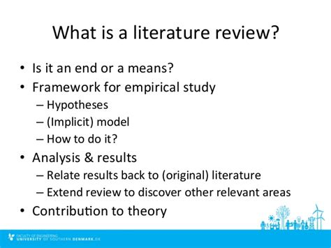 how to do review of literature in a research paper how to write and publish a literature review