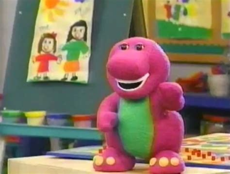 doesnt a barney safari of barney safari