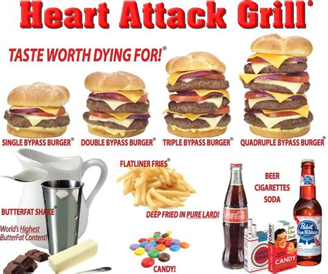 healthy fats las vegas you ate at the attack grill in vegas
