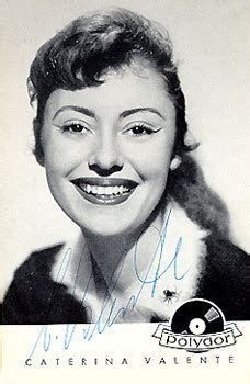 caterina valente italian songs 17 best images about caterina valente on pinterest dean