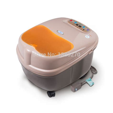 bathtub spa machine aliexpress com buy heated massage foot bath beauty salon