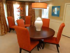 Orange Dining Room by How To Use Tangerine Tango In Your Dining Room Terrys