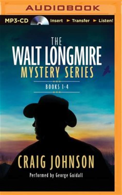 Pdf Longmire Mystery Boxed Volumes Mysteries by Walt Longmire Mystery Series Boxed Set Volume 1 4 The