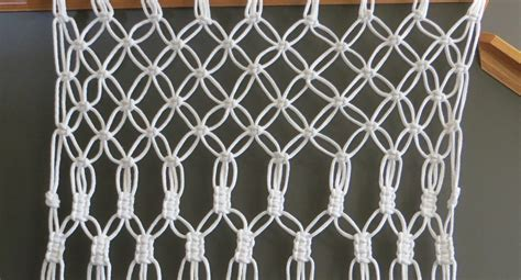 how to make macrame curtains 6 diy patterns for macram 233 curtains guide patterns
