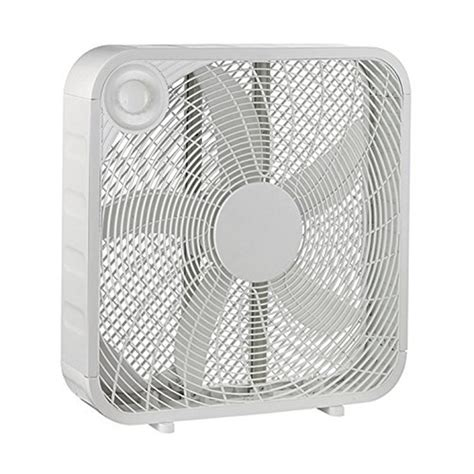 high velocity box fan lasko pro performance high velocity pivoting blower fan