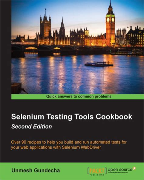 servicenow cookbook second edition manage and automate your workflow for efficient it service management books selenium testing tools cookbook 2nd edition o reilly media