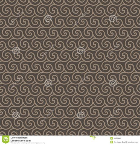 brown wave pattern rosy brown colors wave pattern korean traditional pattern