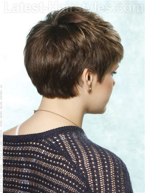 pixy haircut back of head pixies front and back short hairstyle 2013