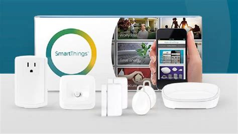 smartthings home automation kit nerdy stuff wish list