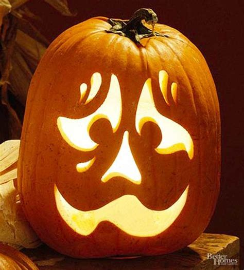 pumpkin carving for de 25 bedste id 233 er inden for pumpkins p 229