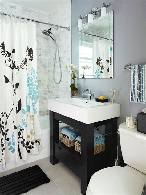 Home And Garden Small Bathrooms Bhg Style Spotters