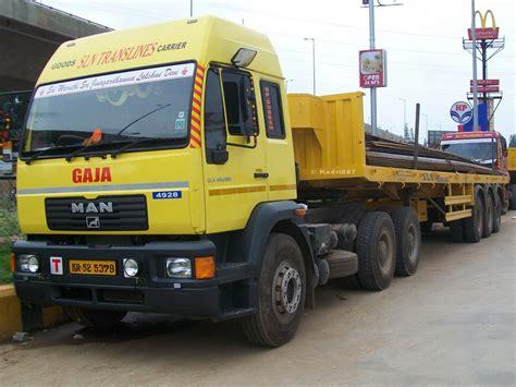 man trucks yeshwanth