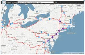 Amtrak Train Map by Amtrak Routes Google Maps Pictures To Pin On Pinterest