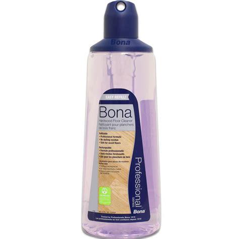 Bona Hardwood Floor Cleaner Cartridge   Bona Spray Mop