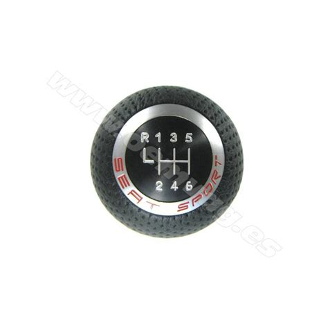 Seat Gear Knob by Seat Sport Gear Knob 6 Speed 6l0064326a