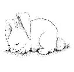 baby rabbit coloring pages free coloring pages of baby rabbit