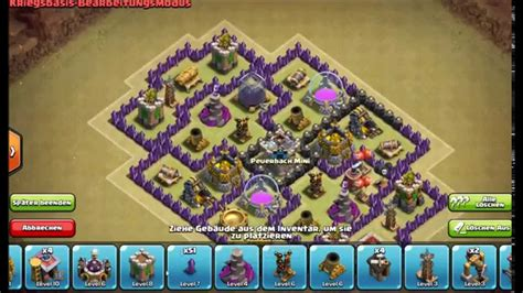 hd town hall 7 clash of clans epic town hall 7 farming base hd youtube