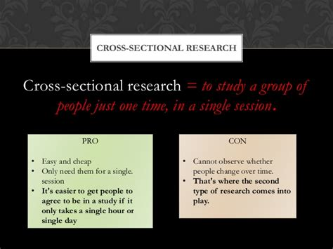 cross sectional method psychology cross sectional research psychology 28 images avon
