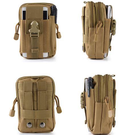 Tas Pinggang Tactical Jakartanotebook tas pinggang mini tactical army look army green