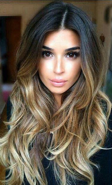 rayitos de luna o mechas oscuras para cabello fotos de los peinados las mechas son una tendencia para el cabello en este 2017