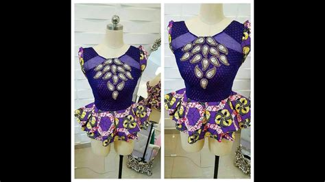 kamdora latest styles 2016 roll it out with latest stylish peplum ankara styles youtube