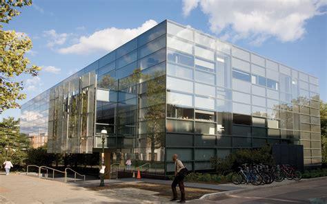 contemporary curtain wall architecture princeton university