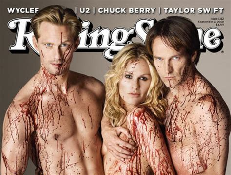 madeline leidy true blood stars get bloody nude for rolling stone cover