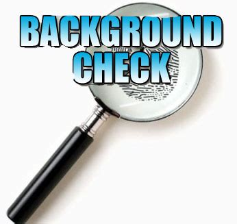 Background Check Investigator Clm Credit And Background Investigation Services Clm