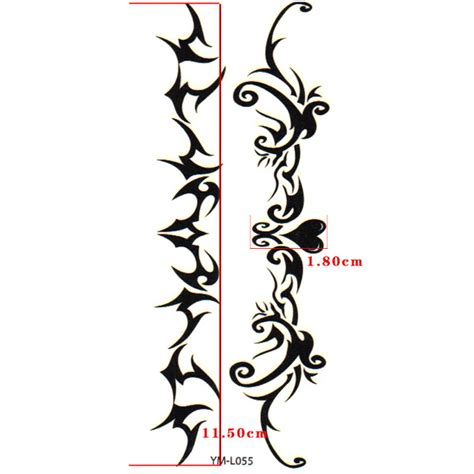 tattoo paper singapore lace pattern design waterproof temporary tattoo sticker