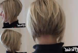 coiffure cheveux courts carre plongeant les tendances
