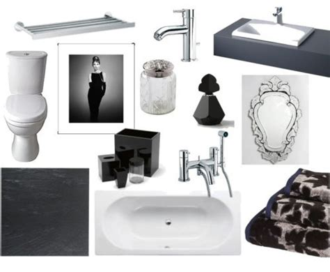 black and white bathroom accessories decor ideasdecor ideas
